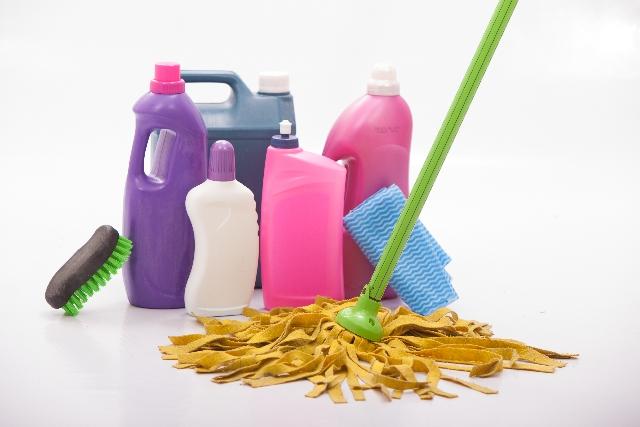 雑費に含まれる清掃代