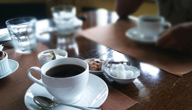会議で使う喫茶店