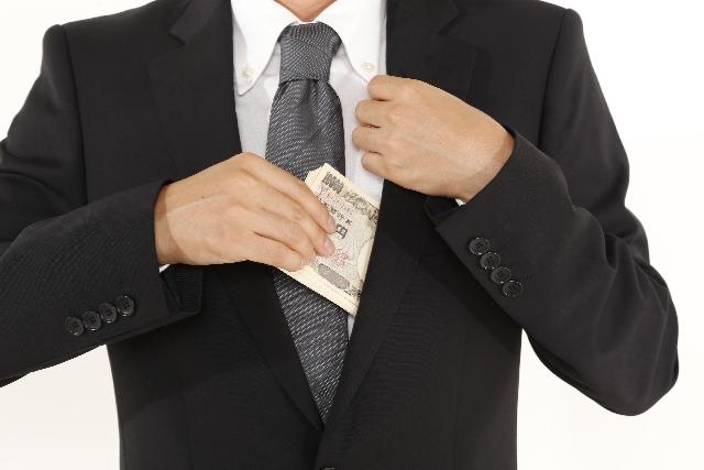 会社の前受金