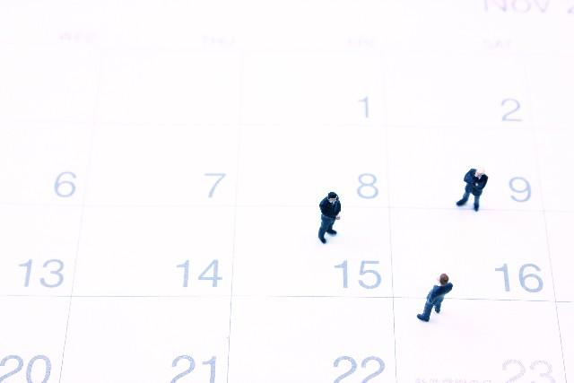 会社の決算日